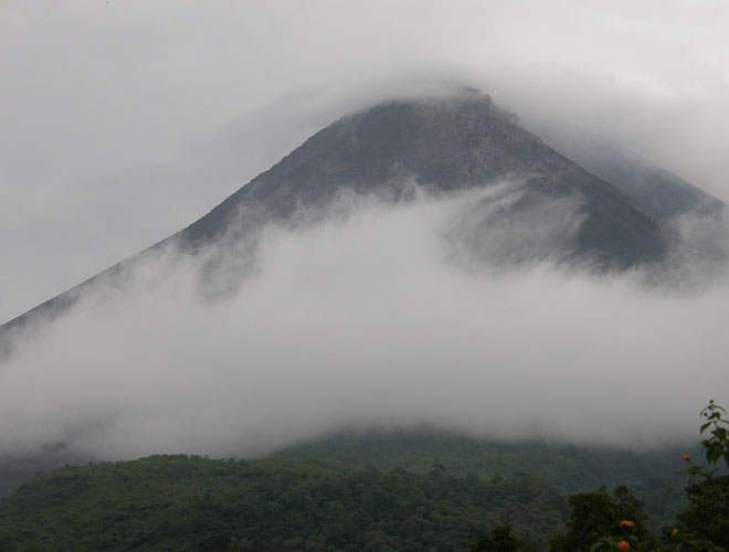 Mount Merapi National Park