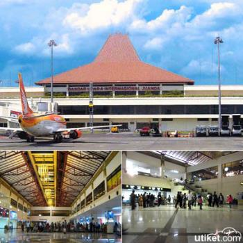 Best Airport 2013 in Indonesia : Juanda Airport, Surabaya