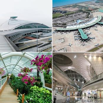 The Best Airport in The World in 2012: Incheon Airport, South Korea